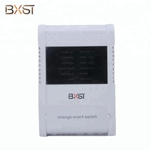 30A ATS 4 ways Digital Display Electric Wall Touch Switch, Types of Automatic Generator Change Over Switch