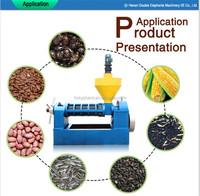 40 years experience factory price professional soya bean oil extraction machine