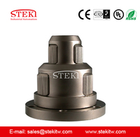 STEKI 2016 NED rotary&mechanical chuck as shaft holder for film machines Chinese factory directly supply