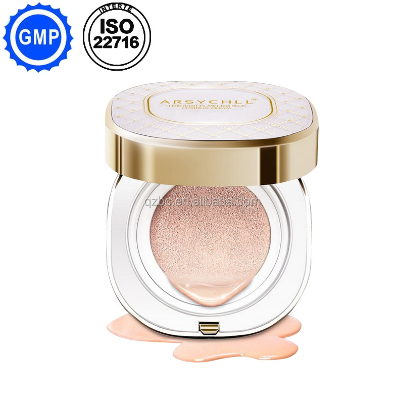 OEM and ODM private label service AIR CUSHION FOUNDATION MOISTURIZING BB <strong>CREAM</strong>