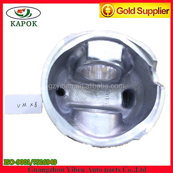 Hot sales engine VMX8 piston for big wholesale