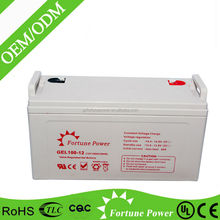 High Quality with best price solar storage battery 12v100ah deep cycle battery for solar system