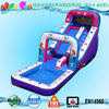 little mermaid inflatable swimming pool water slide, commercial grade ocean water slides inflatable