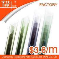 High quality good protection static tint car window solar film