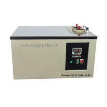 PT-2000 automatic cloud point tester of petroleum products, pour point of oil analyzer apparatus astm d97