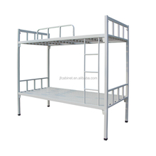 Cheap Strong Dormitory Loft Bed Adult Bunk Bed for Hostels