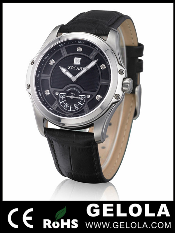 Hot Black Colour Wrist Watches Best Selling China Watch Factory Fashion Name Brand Wholesale Watch Buy Black Colour Wrist Watches Name Brand