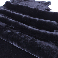 sheepskin fur fabric for garment