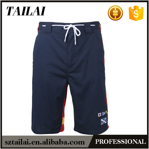 Wholesale clothing Casual Fashion microfiber softball shorts