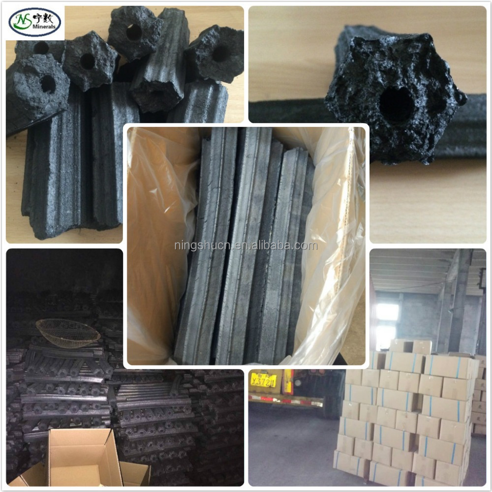 Compressed barbecue Sawdust briquet coal/charcoal price