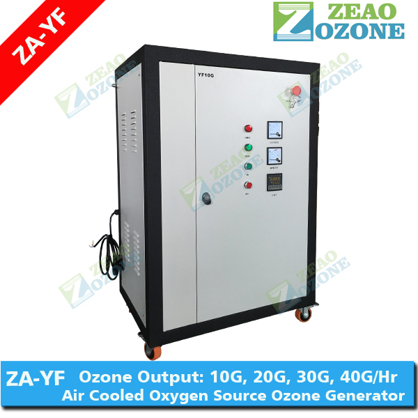 High-tech ozone output 10-60gram/H ozonator for air or water