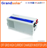 4000W OFF GRID INVERTER WITH HIGH CURRENT BATTERY CHARGER PURE SINE WAVE UPS