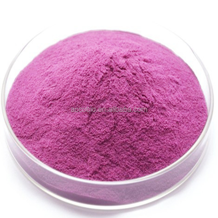 Natural Sweet Potato Purple Extract, High quality Sweet Potato Purple Extract powder
