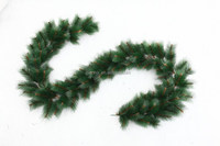 High Quality Green PET Fashion Artificial Christmas Garland