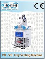 Vacuum Plastic Tray Sealer Packing Machine for your meat