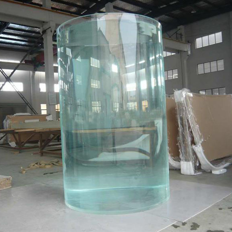 100% Virgin Material Large Diameter Acrylic <strong>Tube</strong> for Aquarium