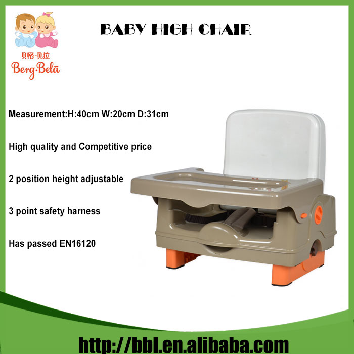 Multifunction Quality Guarantee EN16120 Safety Portable Plastic Booster For Car,Baby Booster Seat