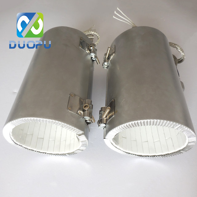 High quality electric round mica band heater duopu
