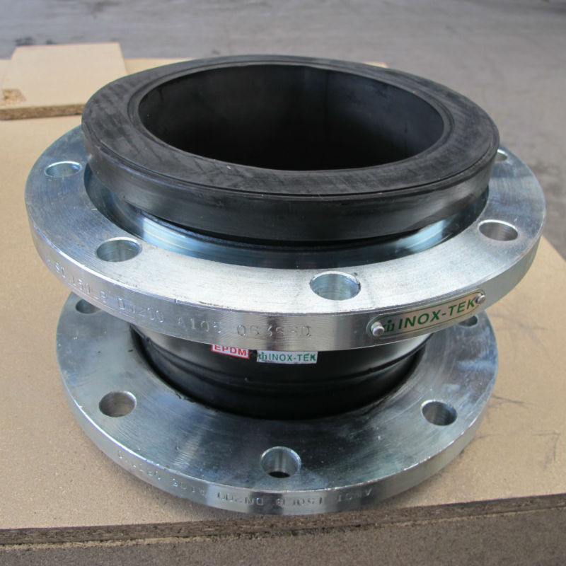 PN10 EPDM rubber bellows expansion joint