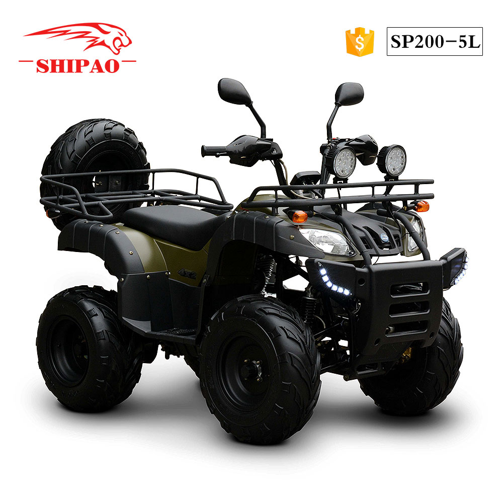 SP200-5L Shipao independence shock absorber 200cc quad bike