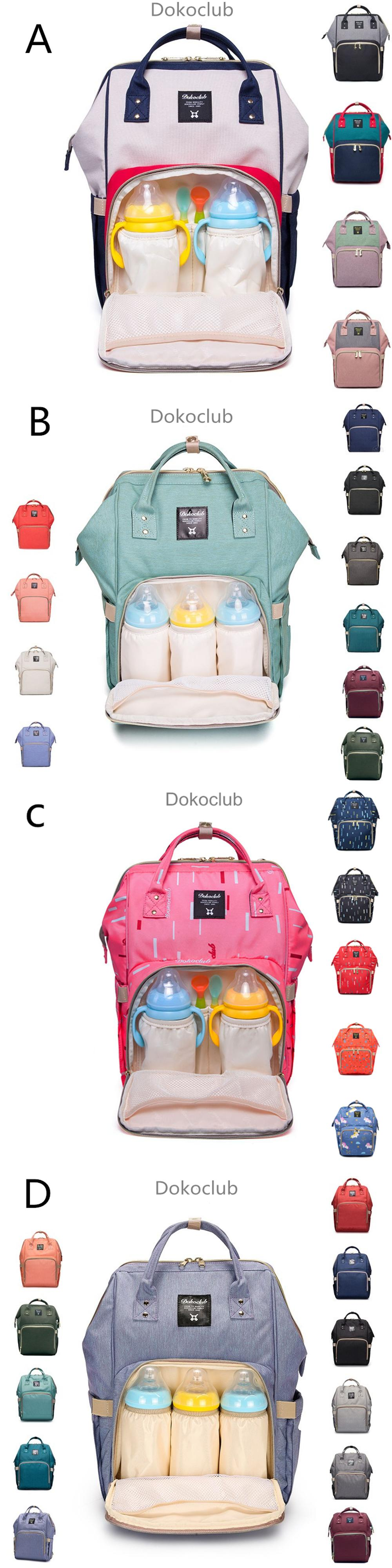 2017 Cheap Diaper Bag/Baby Diaper Bag/Backpack Baby Diaper Bag