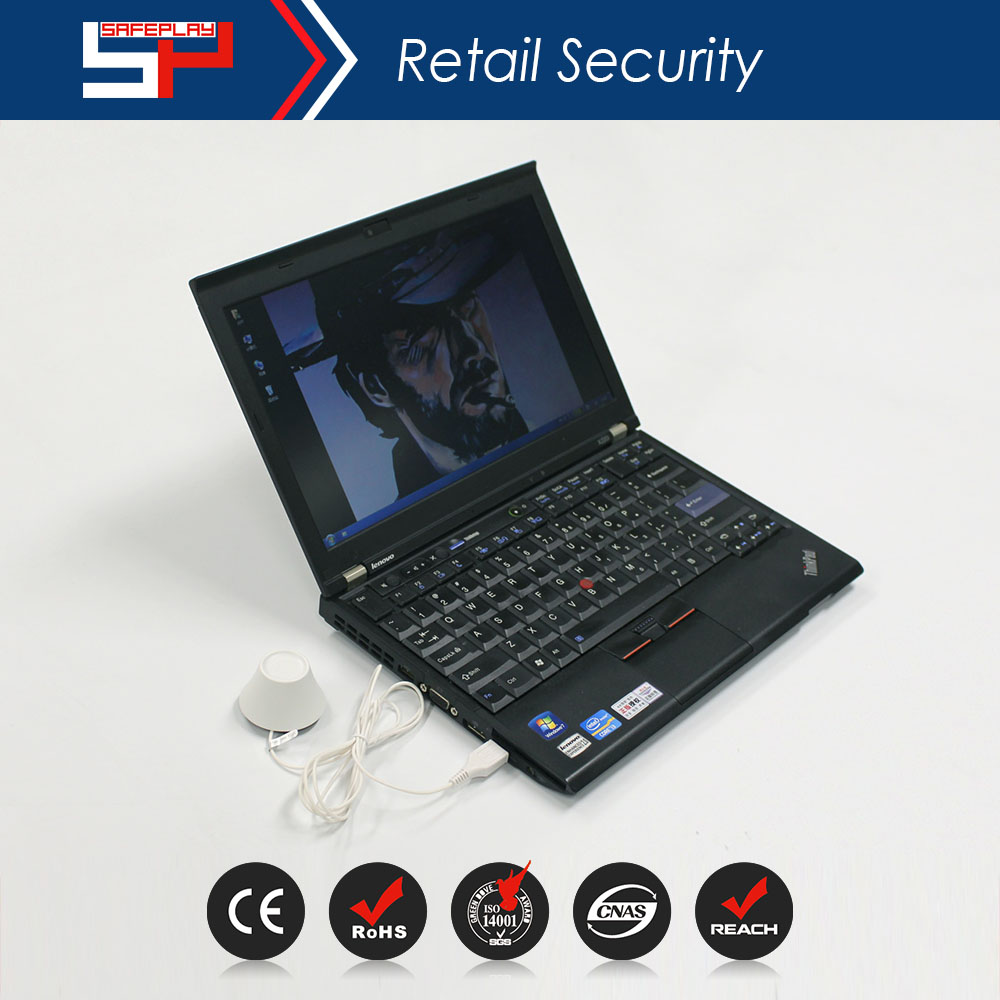 ONTIME SP2403 security display for laptop protection anti-theft alarm device for laptop