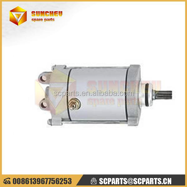 high performance atv parts mechanical starter motor 6685190