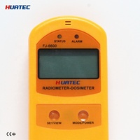 Factory Supplier Industrial Instrument Geiger Muller Counter Portable Geiger Counter FJ6600