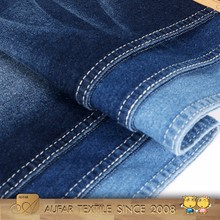 802 Indian cheapest type cotton OE denim fabric textile for sale