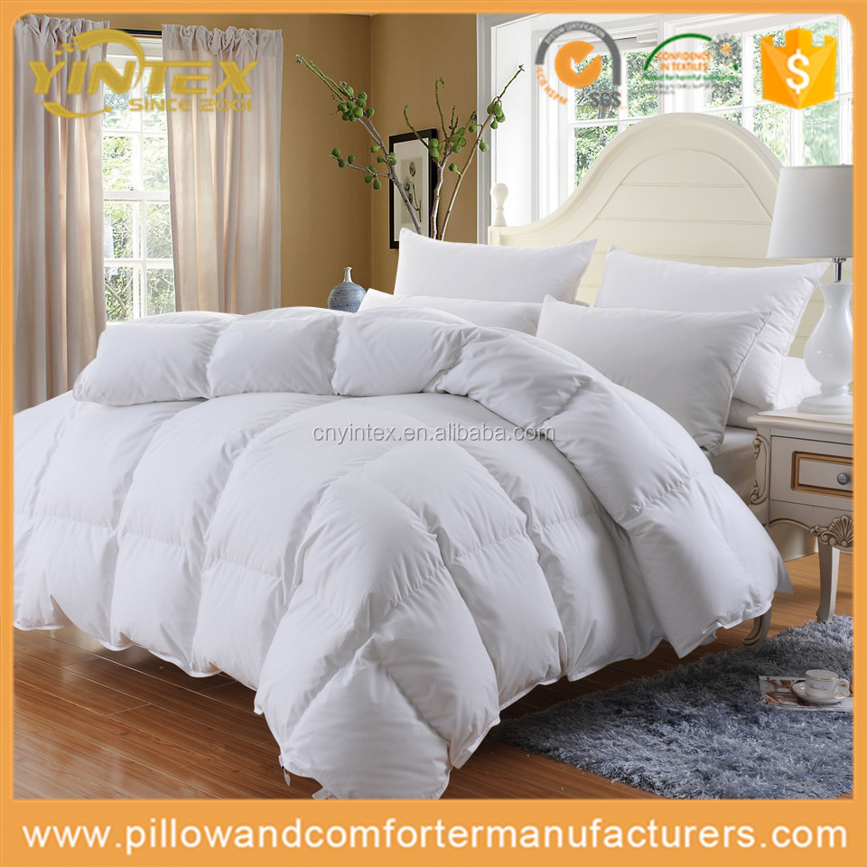 High Quality Ultralight Down Quilt Duvet Providing by Chinese Factory