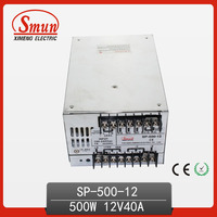 500W 12V 40A SMPS Power Supply SP-500-12 With PFC
