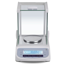 China Lab Analytical Balance 0.001g Precision Digital Scale