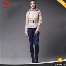 2017 Beijing Coat factory Slim young woman warm padded jacket