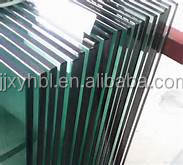6mm tempered glass price Toughened Laminated Glass price