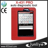High effciency and original Launch X431 Pro used auto komatsu diagnostic scanner tester tool