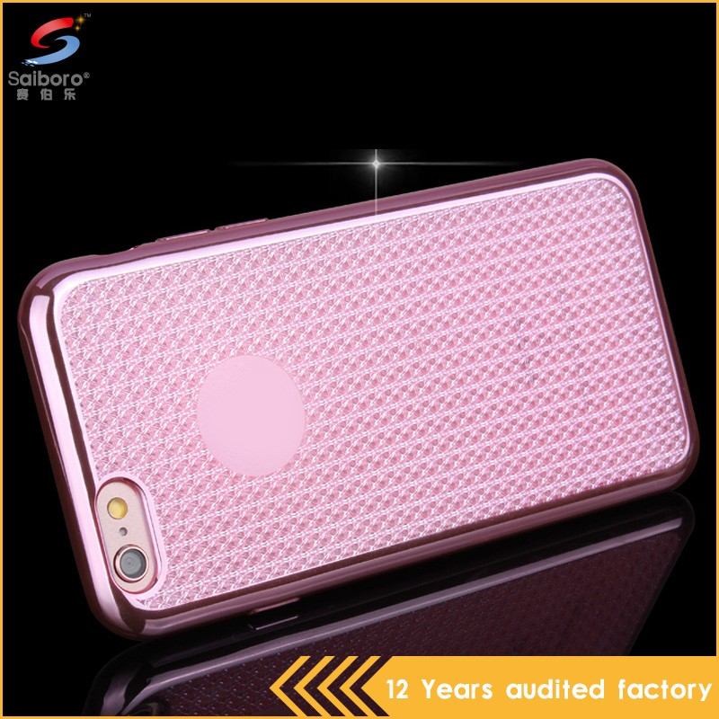Attractive appearance hot sale acrylic hard case cover for iphone