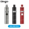 2017 Hottest Top Selling Low Price 2ml Joyetech eGo AIO D22 Starter Kit from Elego vs Cubis Pro/Cuboid Mini