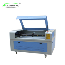 Hot Sale laser cutting router machine for small business IGL-1290