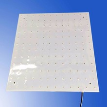 Outdoor Singal Side Light Box 200*200mm 300*300mm 600*600mm Newest Design Aluminum RGB Led Advertising Light For Backlight