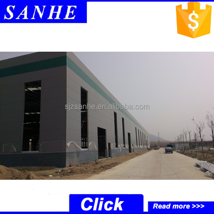 steel building / prefabricated sheds