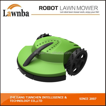 The autonomous robot mower TC-G158 with rain sensor function