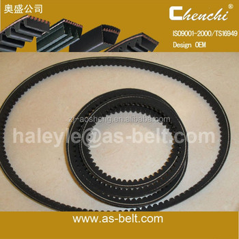 OEM motocycle belt,automotive belt,transmission cogged V-belt