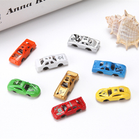 Hot selling kids small plastic model toy, colorful small plastic mini kids toy racing car, cheap funny pull back car capsule toy