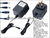 Alibaba Hot Sell BS UL SAA CE Power Adapter Power Supply LED Driver Transformer ac 220v to dc 12v adapter
