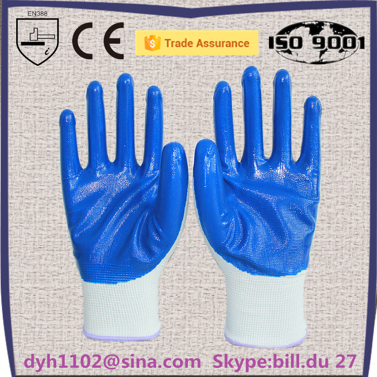 Alibaba China Nitrile Gloves Industrial Equipment Latex