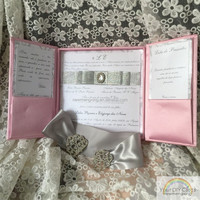 fantastic silk wedding cards 2015 invitation trends