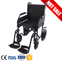 Weak people manual fixed armrest ordinary wheelchair