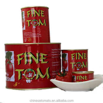 Tomato Paste Pouches 22-24% For Yemen