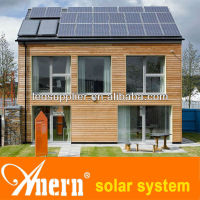 2013 powerful and green CE solar system with 48v solar system battery