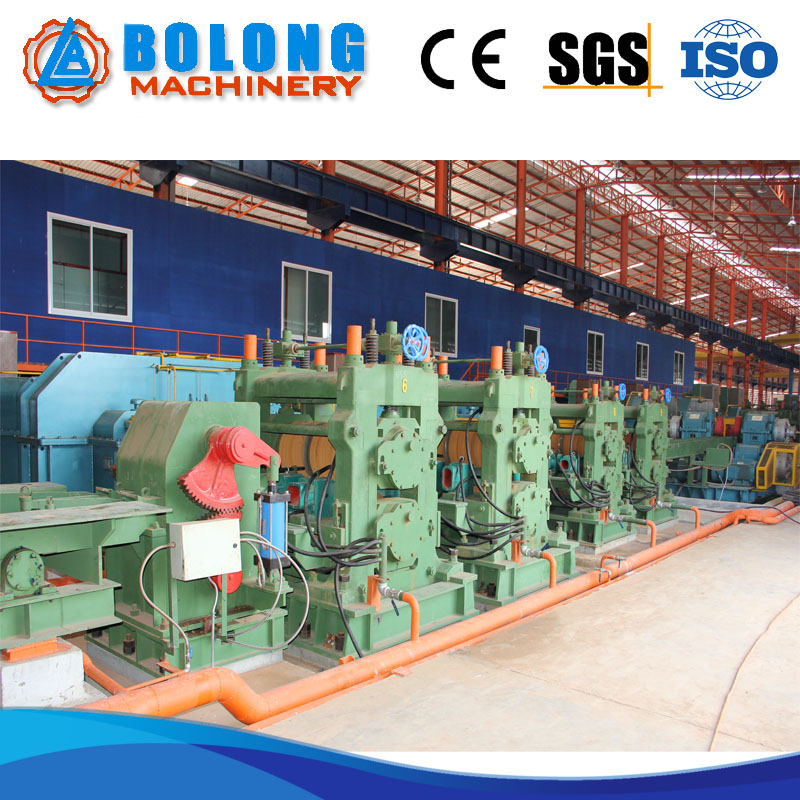 High quality steel cast hot rolling mill line